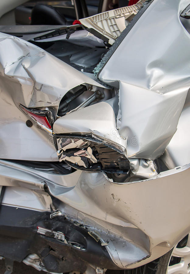 Free Car Accidents Royalty Free Stock Photography - 63039607