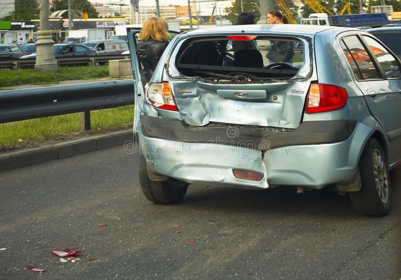 Download Car accidents editorial stock image. Image of accident - 83703429