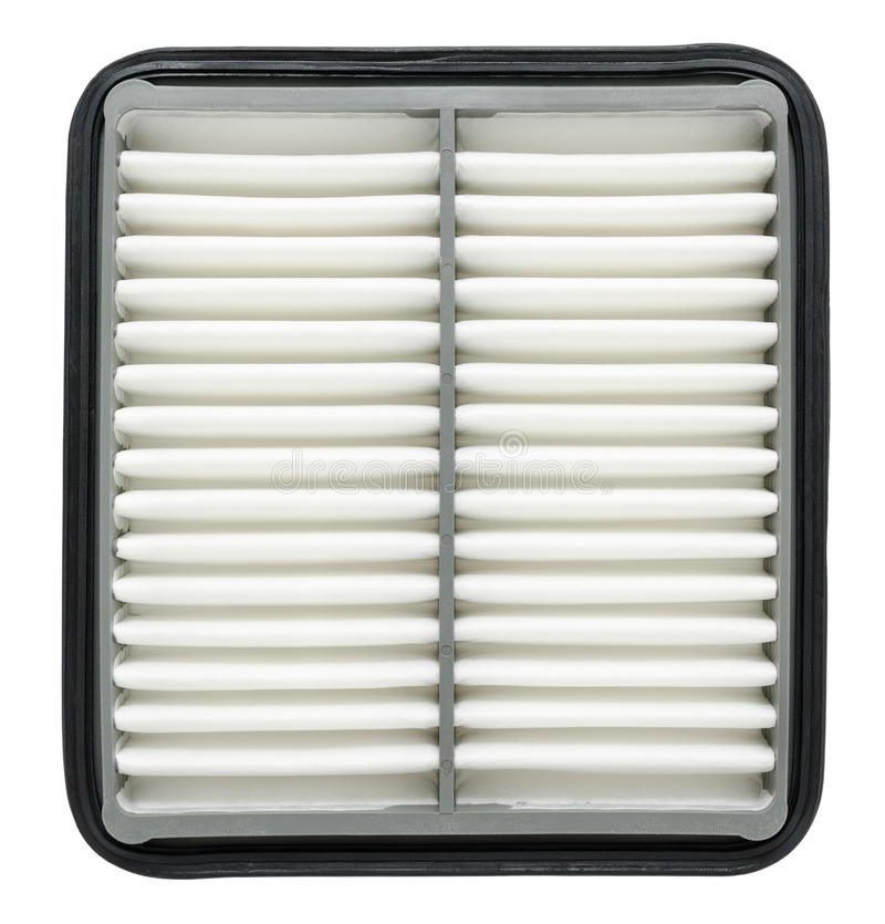 Download Car air cleaner stock photo. Image of white, replacement - 26302560