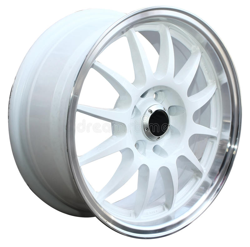 Car Alloy Wheel Stock Images