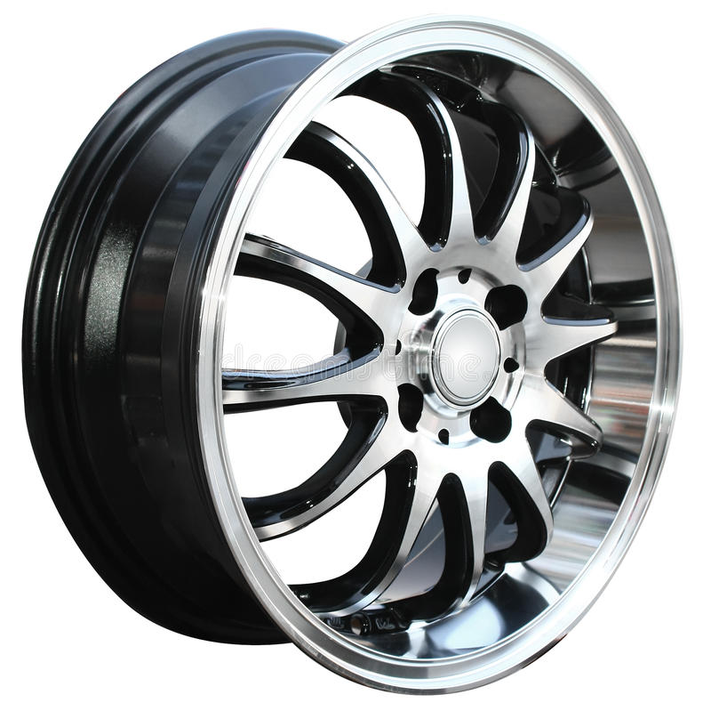 Download Car alloy wheel stock image. Image of concept, circle - 23392333