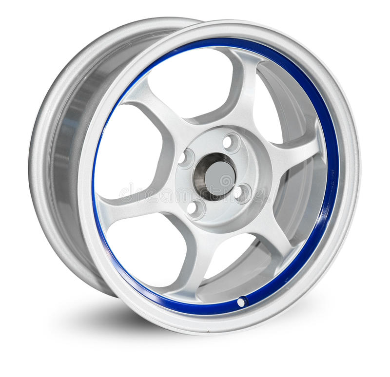 Download Car alloy wheel stock image. Image of alloy, real, industry - 23392491