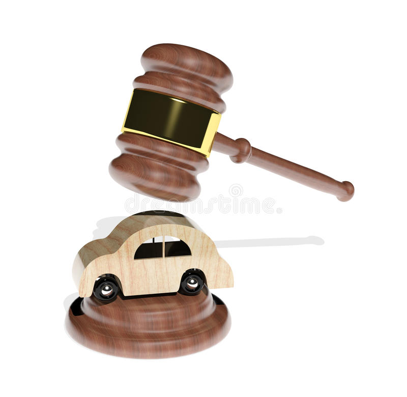 Download Car auctions stock illustration. Image of judge, drive - 26621072