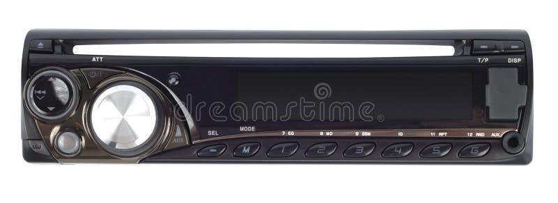 Car Audio System stock photos