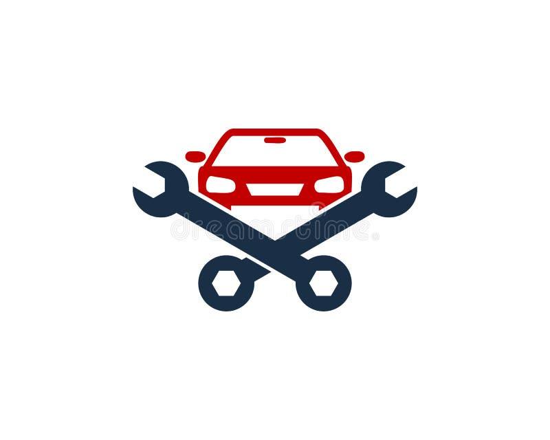 car auto fix and repair icon logo design element stock vector rh dreamstime com vehicle repair log spreadsheet vehicle repair log book