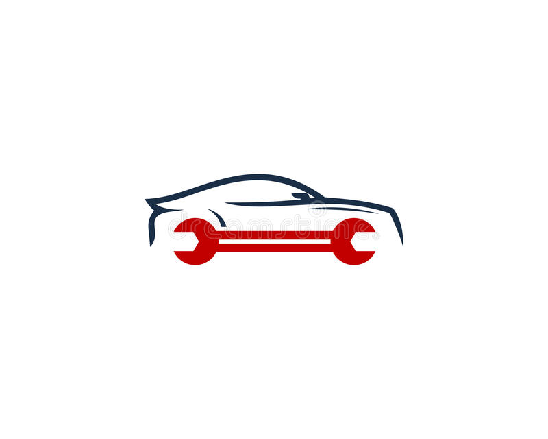 car auto fix and repair icon logo design element stock vector rh dreamstime com car repair log template car repair log pdf