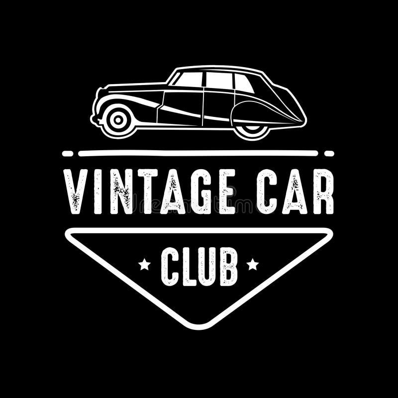 Car Badge and Logo, good for print. Best vector vector illustration