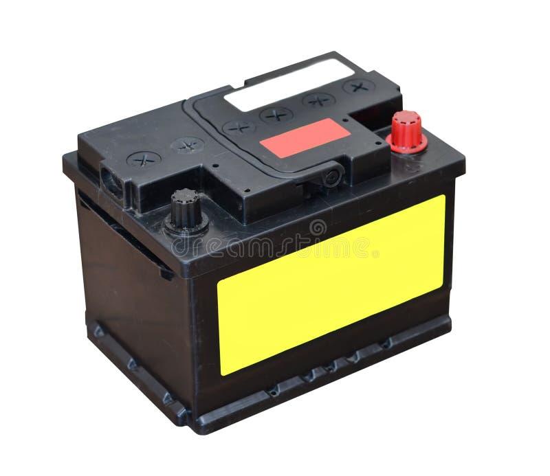 Car battery stock photography