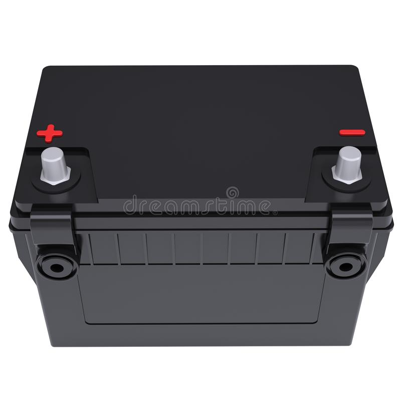 Download Car battery stock photo. Image of automobile, blue, pole - 29932344