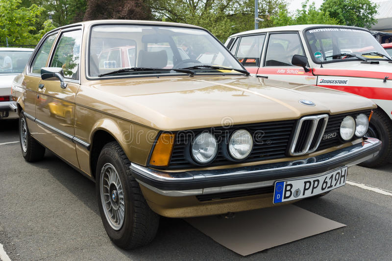 Download Car BMW 320 (E21) editorial stock image. Image of brandenburg - 31607304