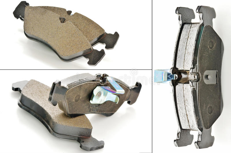 Download Car brake pads stock image. Image of equipment, auto - 34535211