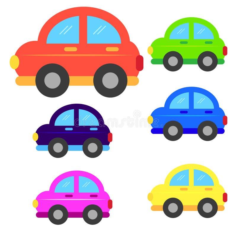 Car cartoon or car Clipart cartoon isolated on white background. Illustration vector illustration