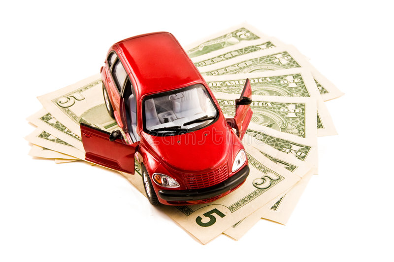 Download Car And Cash Royalty Free Stock Image - Image: 7028146