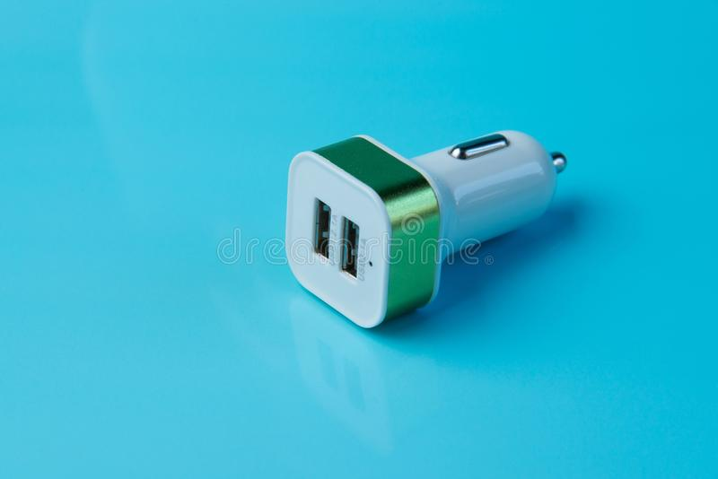 Car Charger royalty free stock image