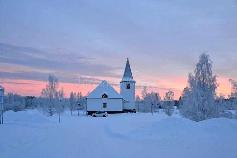 Car, Church, Cold stock photo