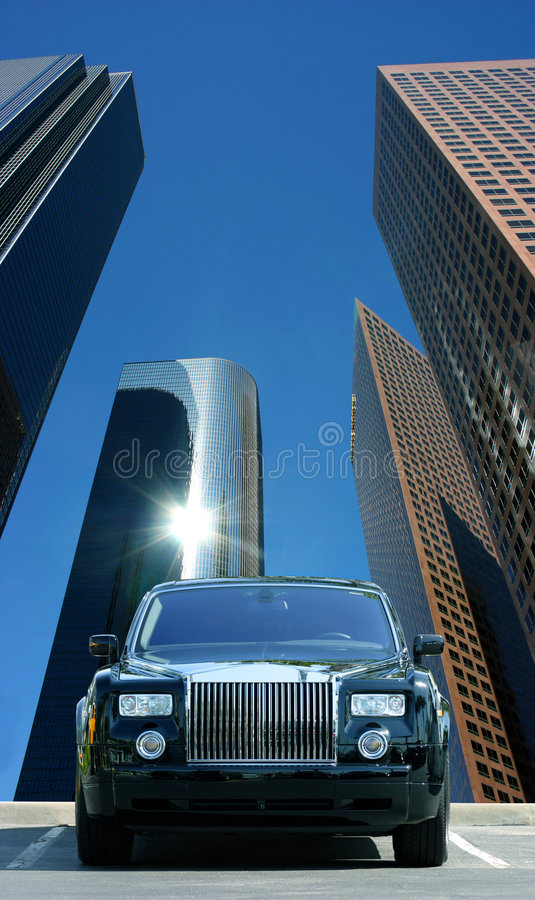 Download Car in the city stock photo. Image of business, design - 3829256
