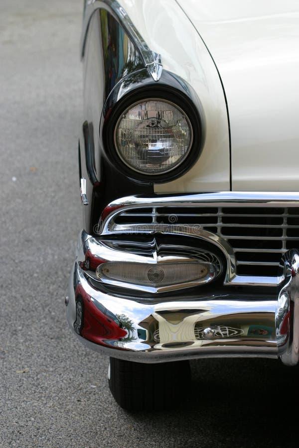 Car Classic Headlight Στοκ Εικόνες