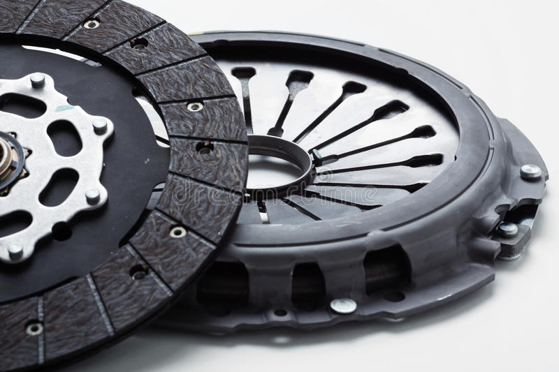 Download Car Clutch stock image. Image of auto, plate, coupling - 23528303
