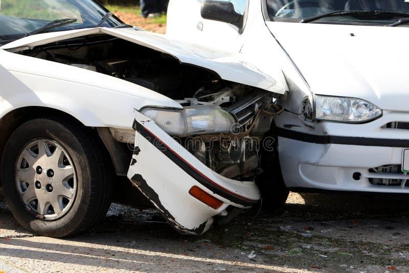 Download Car Crash stock image. Image of light, drive, automobile - 8681803
