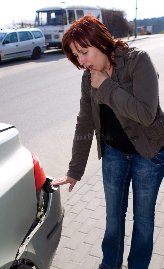 Free Car Crash Royalty Free Stock Images - 9368139
