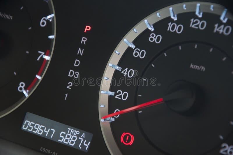 Download Car dashboard stock photo. Image of dash, closeup, indicator - 19004276