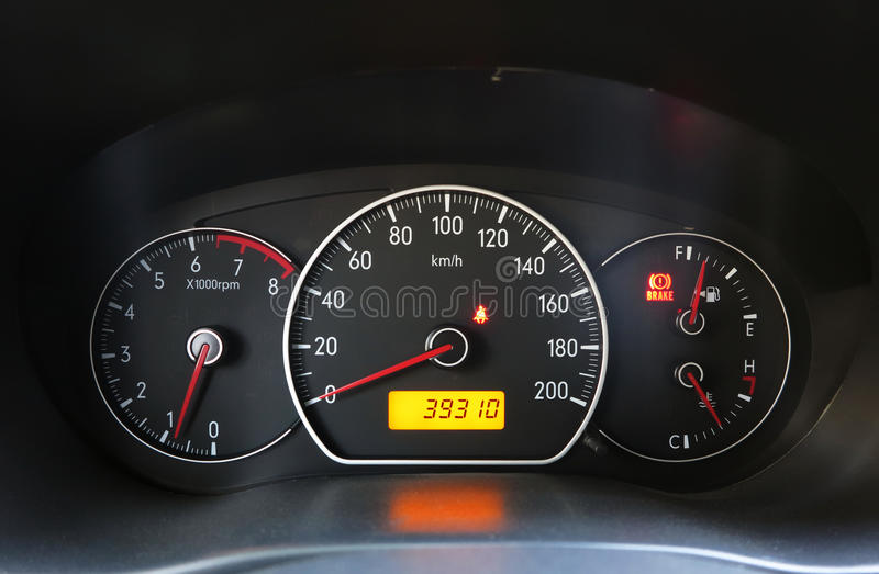 Download Car Dashboard Royalty Free Stock Image - Image: 26318816