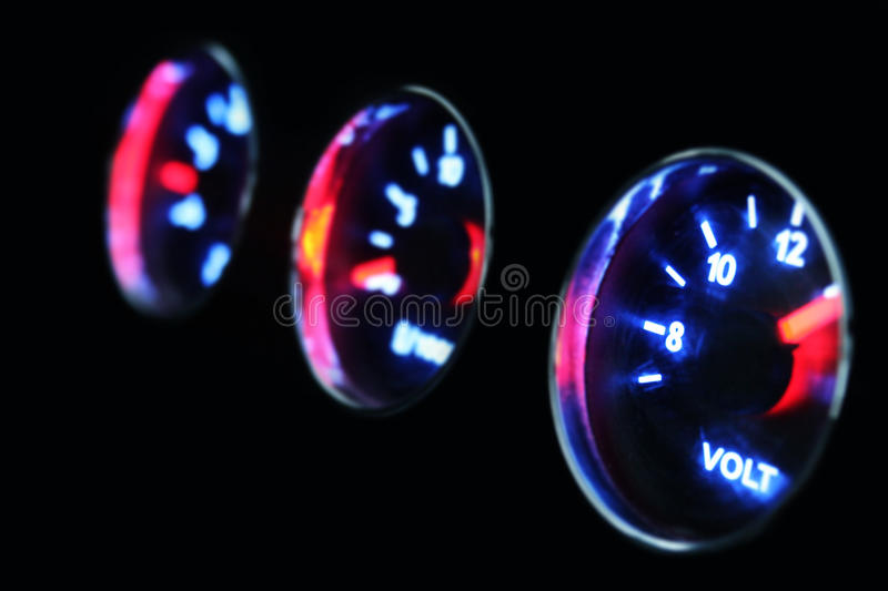 Download Car dashboard stock image. Image of engine, indicators - 26322471