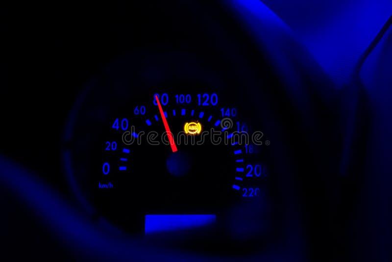Car dashboard stock photography