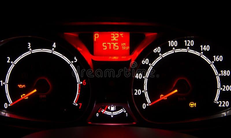 Download Car dashboard stock image. Image of fuel, industry, kilometer - 28642413