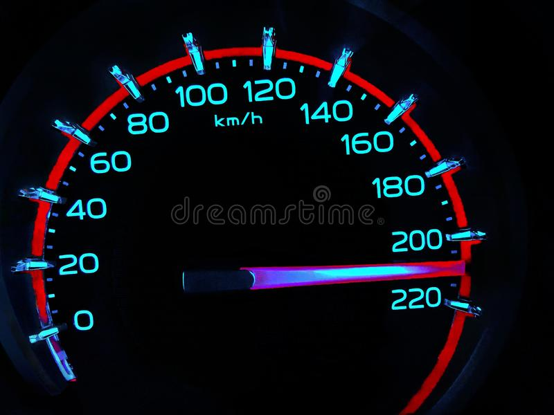 Car Dashboard Speed Meter Stock Images - Download 3,157