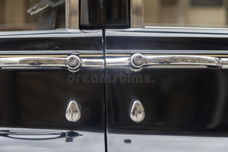 Car detail royalty free stock image