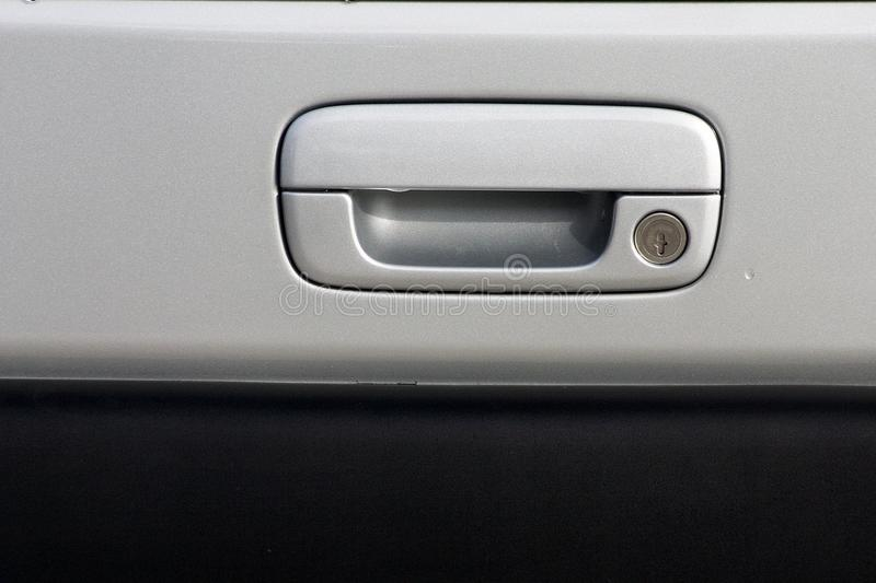 Car Door Pattern Stock Image