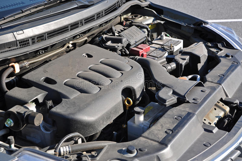 Car Engine Royalty Free Stock Photography