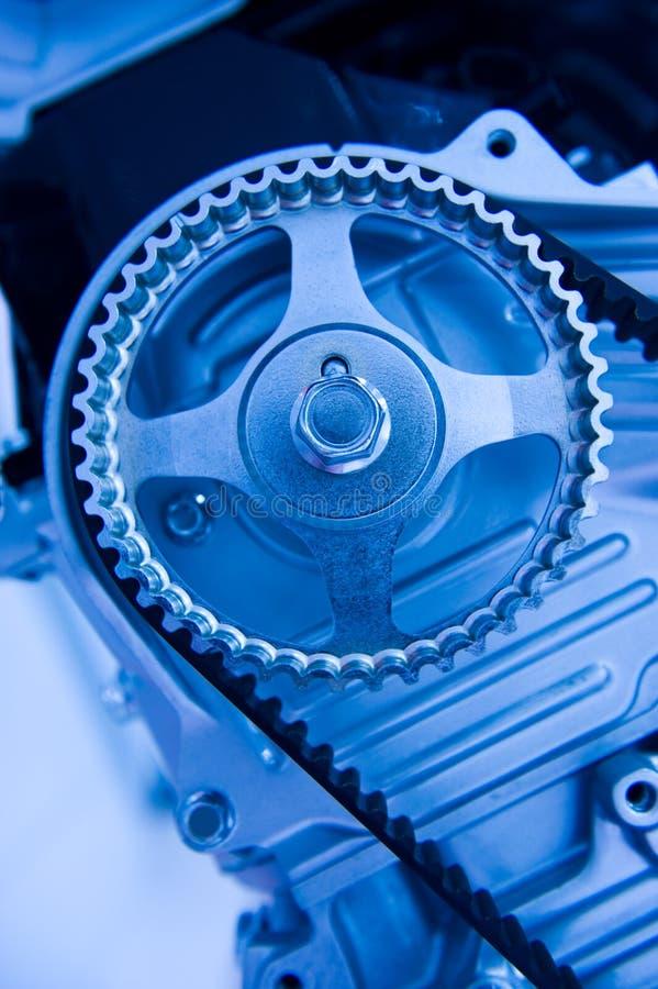 Car engine. An engine of a modern car royalty free stock photo