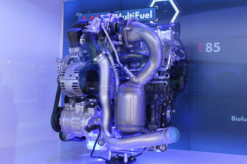 Download Car engine stock image. Image of modern, expensive, business - 22398231