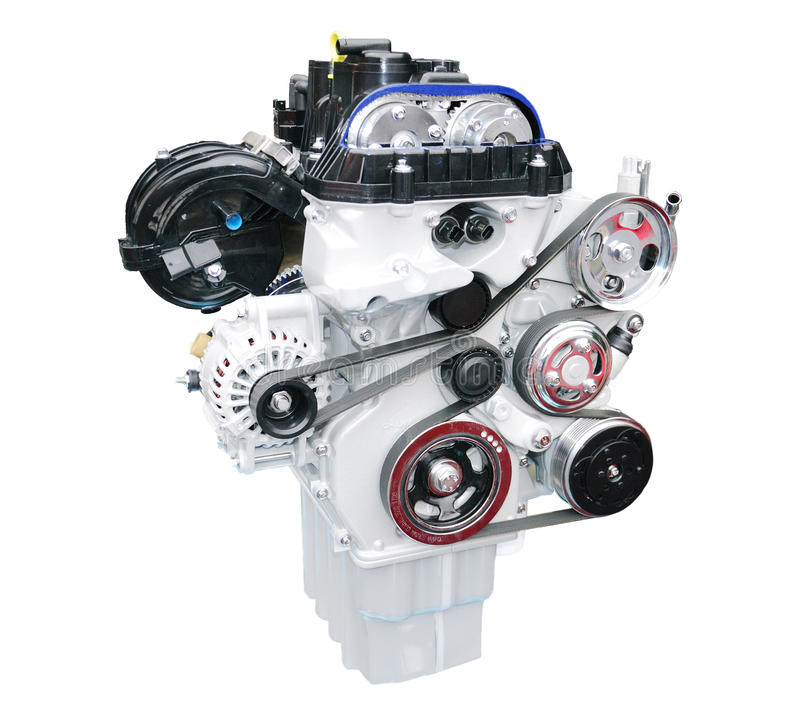 Download Car Engine Royalty Free Stock Photos - Image: 27879038
