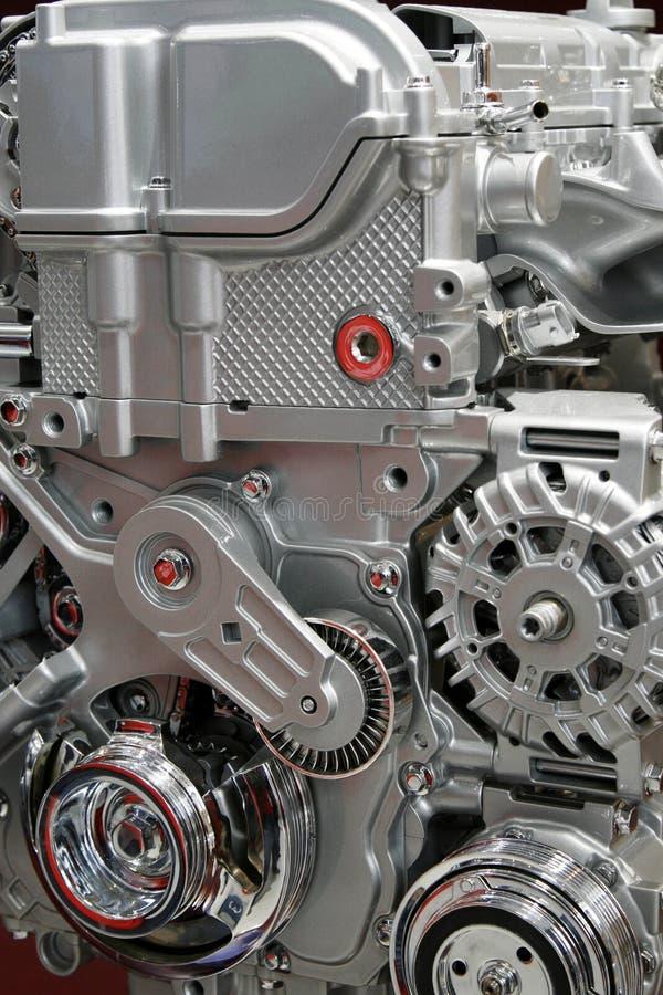 Car engine. Engine of a modern car royalty free stock image