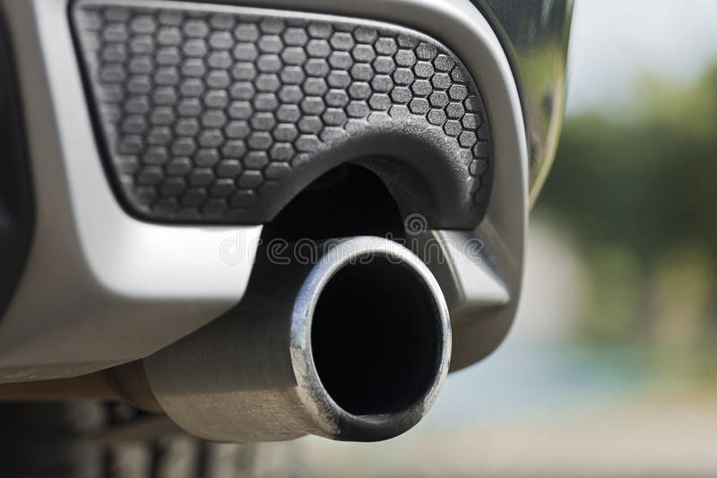 Download Car exhaust stock photo. Image of transport, damage, automotive - 29139920