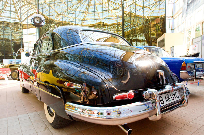 Download Car Exhibition At Bucharest Classic Car Show Editorial Image - Image: 14923335