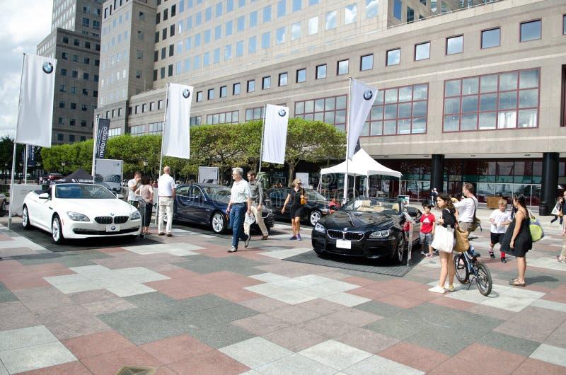 Car Exhibition Editorial Image