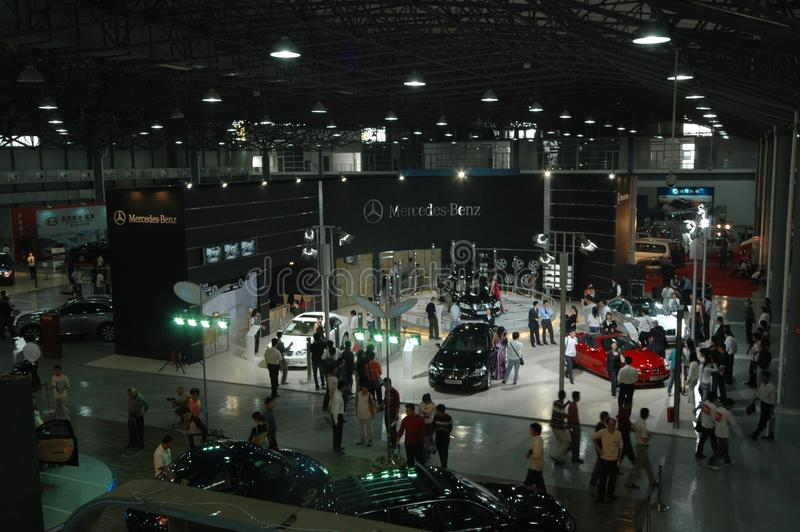 car exhibition site editorial image image of center 107043095 dreamstime com