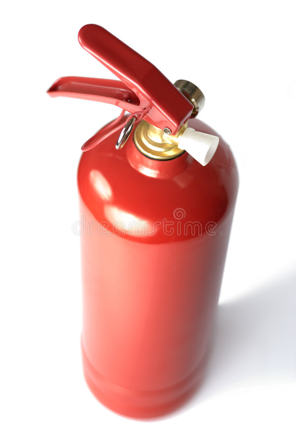 Download Car Extinguisher stock photo. Image of cutout, safety - 8176794