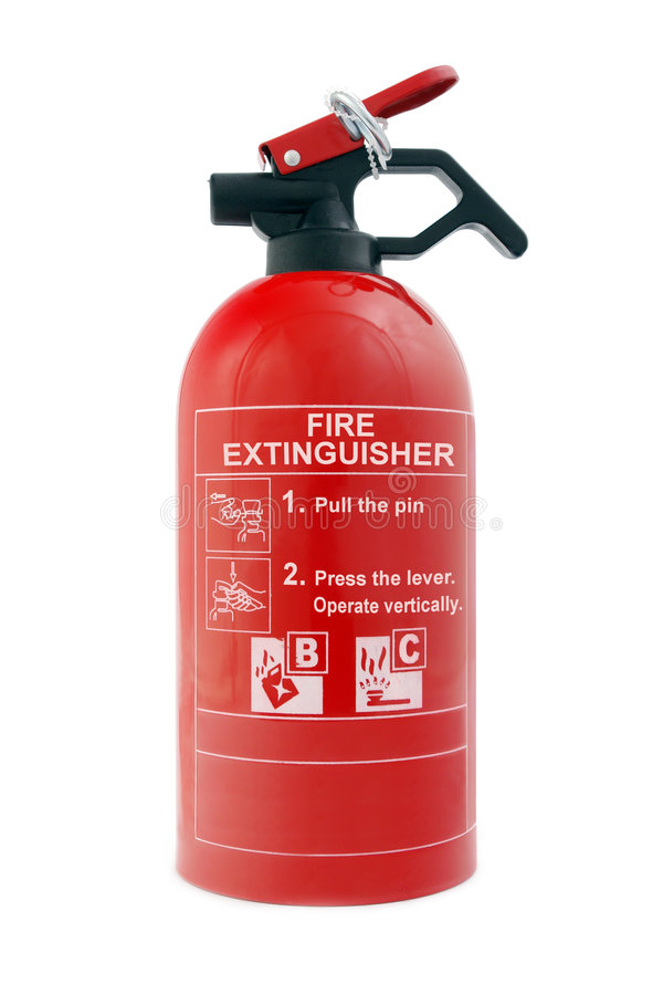 Download Car fire extinguisher stock photo. Image of arson, flame - 4929006