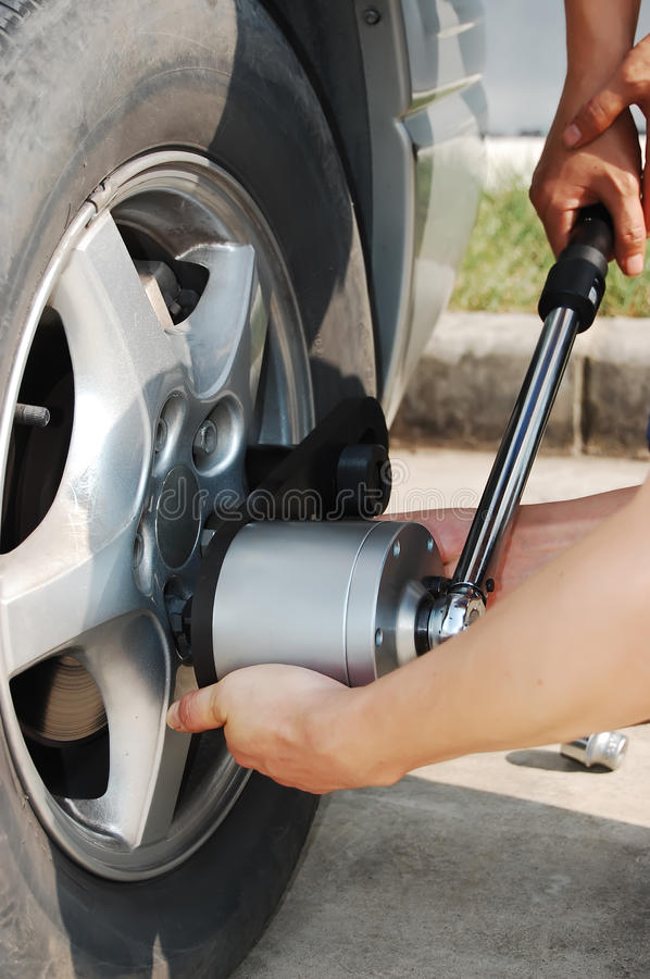Download Car fix stock image. Image of active, security, tools - 26281243