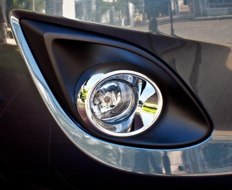 Download Car fog lamp stock image. Image of black, auto, elegant - 22975011