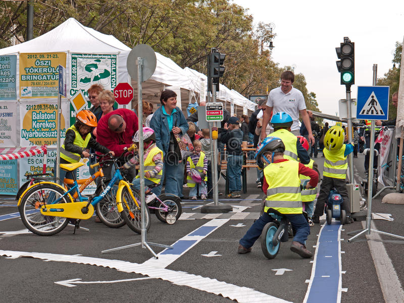 Download Car Free Day, Budapest, Hungary Editorial Stock Photo - Image: 26867413