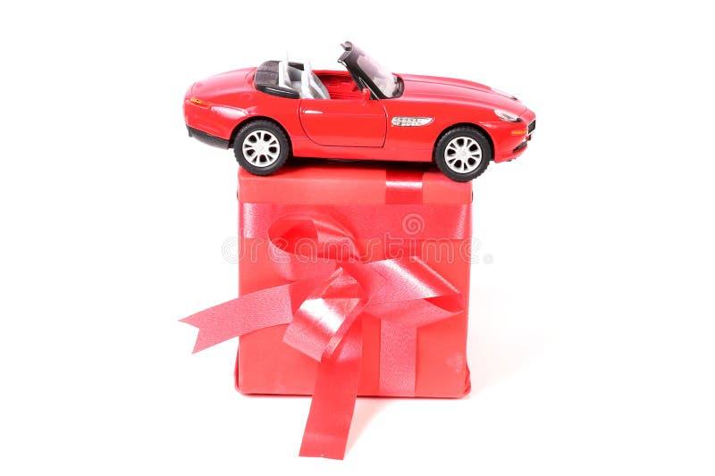 Car gift stock photos