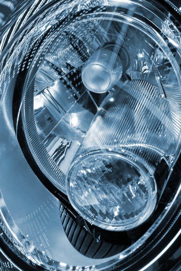 car head light στοκ φωτογραφία