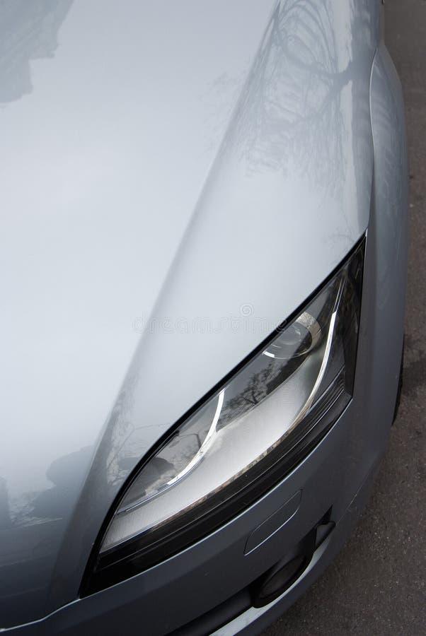 Download Car headlight stock photo. Image of transportation, reflection - 12868120