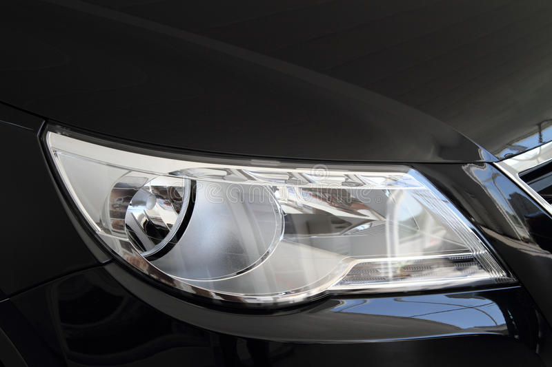 Download Car Headlight stock photo. Image of part, reflector, equipment - 20489594